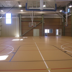Gymnasiums & Multi-Purpose