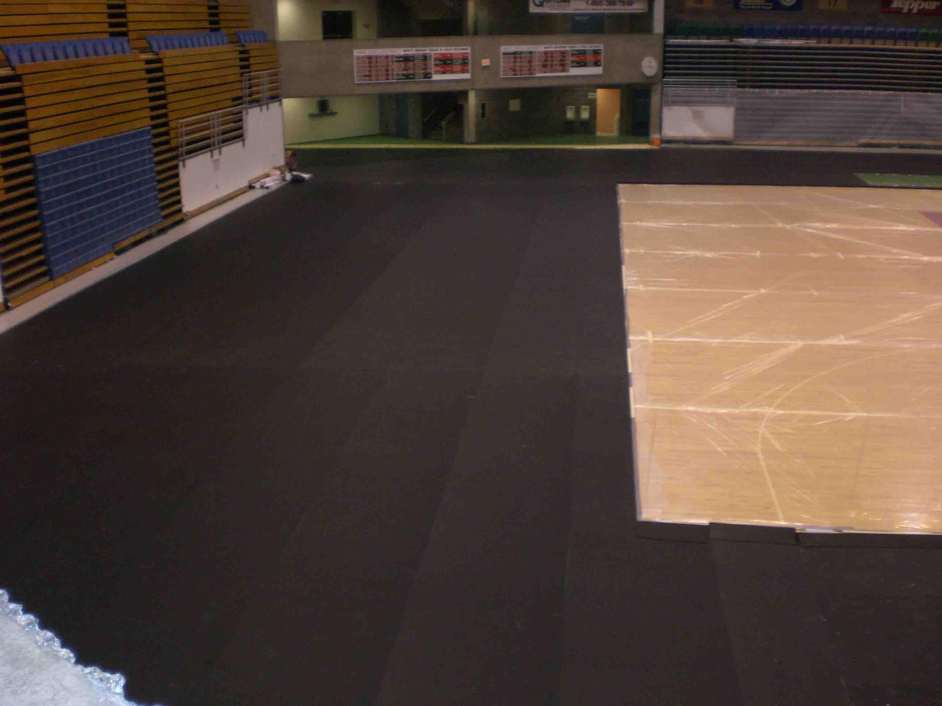 Basketball Court Construction Indoor Basketball Court