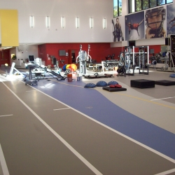 Weight Rooms & Fitness Areas