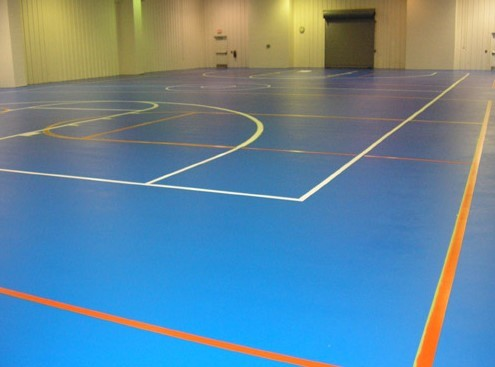 There's No Type of Multi-Purpose Sports Flooring We Can't Install