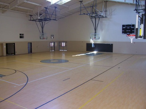 We Provide Amazing Wood Gym Floor Maintenance